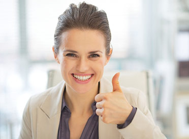 28130743-portrait-of-happy-business-woman-showing-thumbs-up