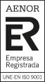 ISO 9001 Calidad AENOR